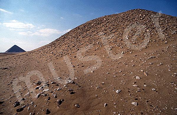 Amenemhat-II.-Pyramide (Weiße Pyramide): Seite, Bild-Nr. Grßansicht: 350a/1