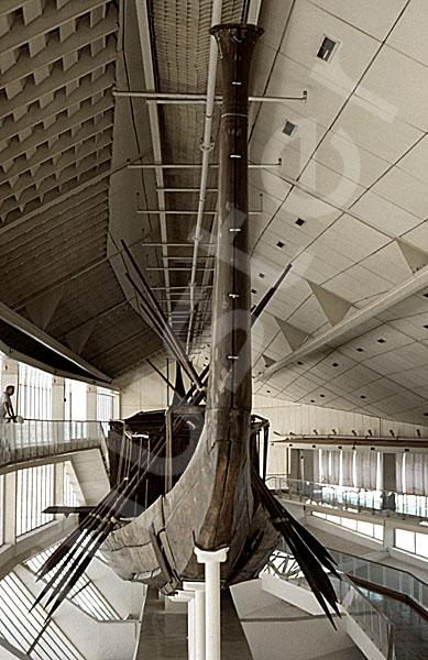 Cheops-Pyramide: Boot / Schiff, Bild-Nr. Grßansicht: 21a/19