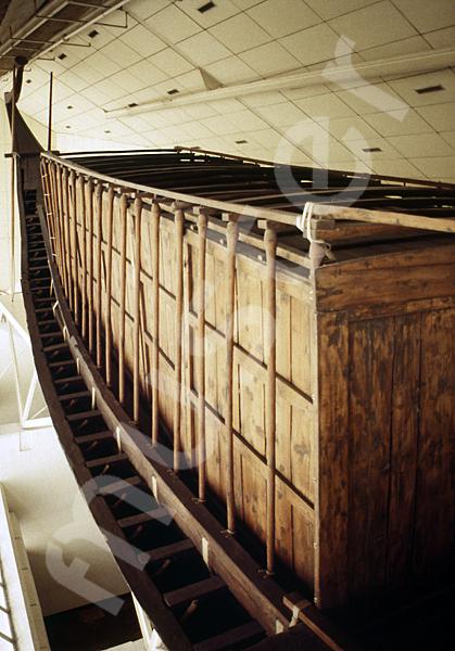Cheops-Pyramide: Boot / Schiff, Bild-Nr. Grßansicht: 23b/43