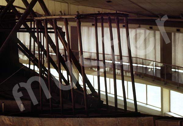 Cheops-Pyramide: Boot / Schiff, Bild-Nr. Grßansicht: 23b/45