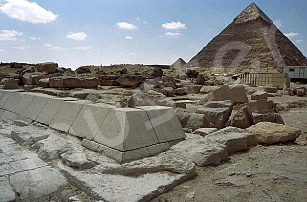 Cheops-Pyramide: Ecke, Bild-Nr. Grßansicht: 20b/47