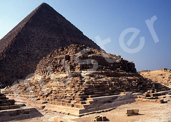 Cheops-Pyramide: Ecke, Bild-Nr. Grßansicht: 21b/1