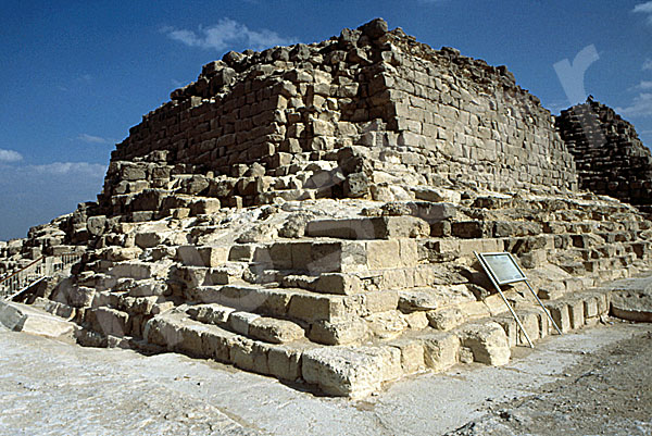 Cheops-Pyramide: Ecke, Bild-Nr. Grßansicht: 21b/12