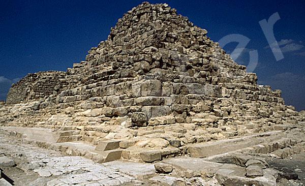 Cheops-Pyramide: Ecke, Bild-Nr. Grßansicht: 21b/43