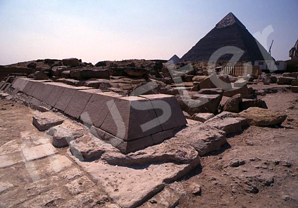 Cheops-Pyramide: Ecke, Bild-Nr. Grßansicht: 23b/20