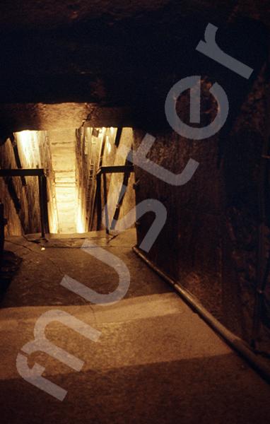 Cheops-Pyramide: Fallsteinanlage / -sperre, Bild-Nr. Grßansicht: 25b/5