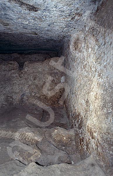 Cheops-Pyramide: Haupt- / Felsenkammer, Bild-Nr. Grßansicht: 25a/14