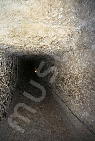 Cheops-Pyramide: Gang, Bild-Nr. Grßansicht: 25a/2