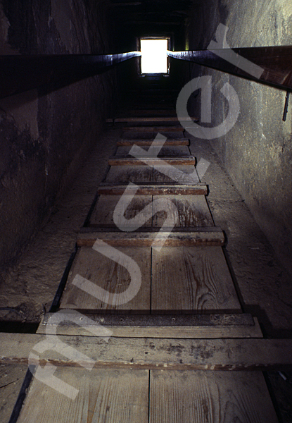 Cheops-Pyramide: Gang, Bild-Nr. Grßansicht: 26b/14