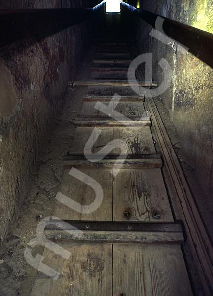 Cheops-Pyramide: Gang, Bild-Nr. Grßansicht: 26b/15
