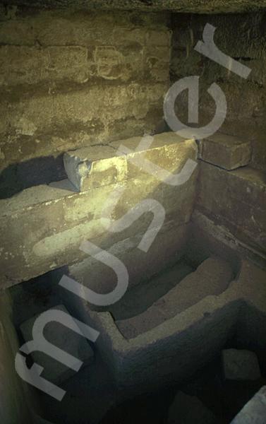 Cheops-Pyramide: Haupt- / Grabkammer, Bild-Nr. Grßansicht: 22a/24