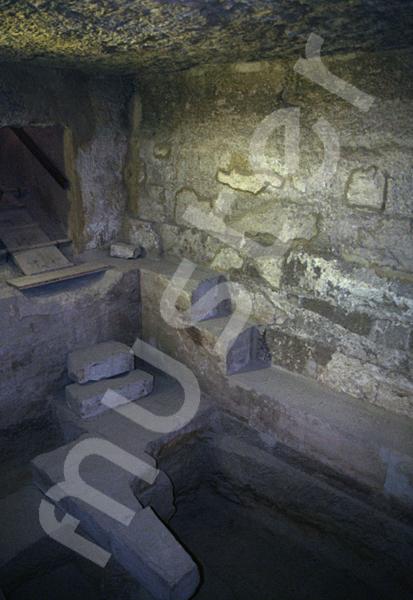 Cheops-Pyramide: Haupt- / Grabkammer, Bild-Nr. Grßansicht: 26a/39