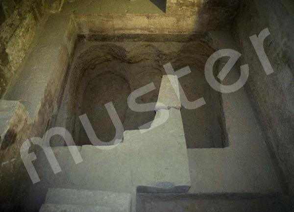 Cheops-Pyramide: Haupt- / Grabkammer, Bild-Nr. Grßansicht: 26a/41