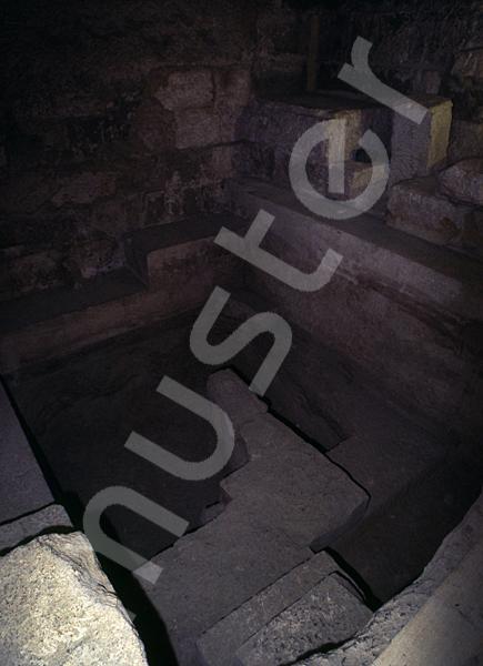 Cheops-Pyramide: Haupt- / Grabkammer, Bild-Nr. Grßansicht: 26b/49