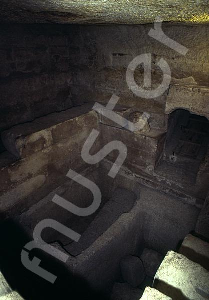 Cheops-Pyramide: Haupt- / Grabkammer, Bild-Nr. Grßansicht: 27a/18