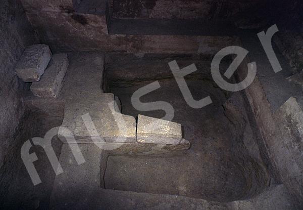 Cheops-Pyramide: Haupt- / Grabkammer, Bild-Nr. Grßansicht: 27a/3