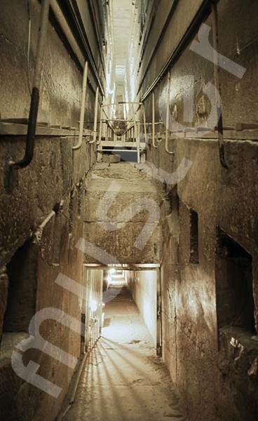 Cheops-Pyramide: Große Galerie, Bild-Nr. Grßansicht: 25a/46
