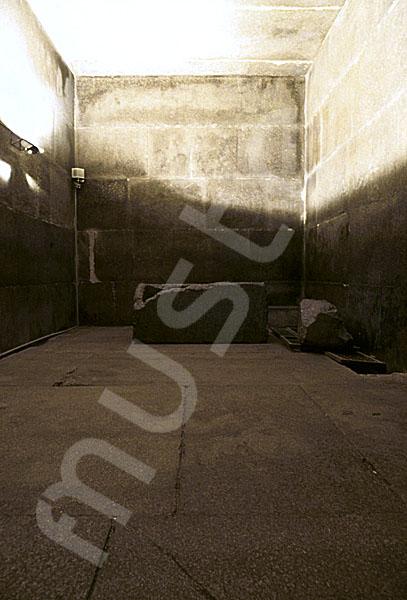 Cheops-Pyramide: Grab- / Königskammer, Bild-Nr. Grßansicht: 25b/14