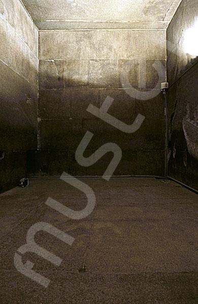 Cheops-Pyramide: Grab- / Königskammer, Bild-Nr. Grßansicht: 25b/16