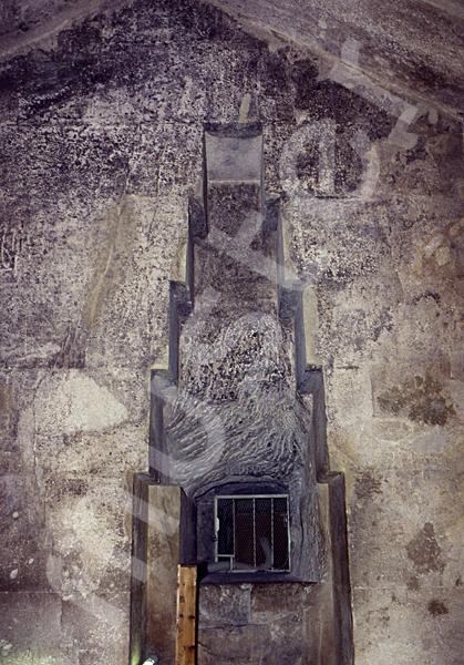 Cheops-Pyramide: Nische, Bild-Nr. Grßansicht: 26a/7