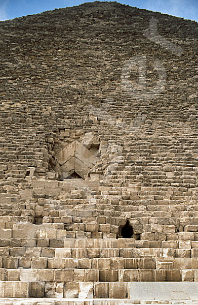 Cheops-Pyramide: Seite, Bild-Nr. Grßansicht: 20a/17