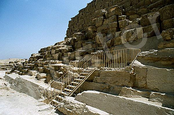 Cheops-Pyramide: Seite, Bild-Nr. Grßansicht: 21b/17