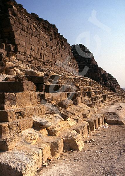 Cheops-Pyramide: Seite, Bild-Nr. Grßansicht: 21b/2