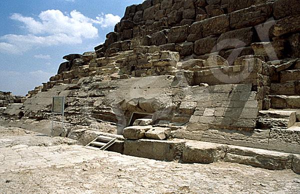 Cheops-Pyramide: Seite, Bild-Nr. Grßansicht: 21b/45