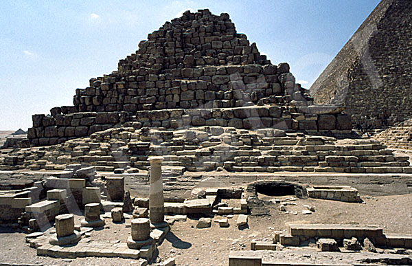 Cheops-Pyramide: Seite, Bild-Nr. Grßansicht: 22a/4