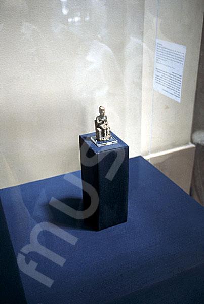 Cheops-Pyramide: Statuette, Bild-Nr. Grßansicht: 23a/1