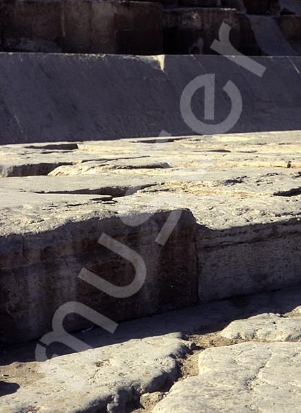 Cheops-Pyramide: Umfassungs- / Temenosmauer, Bild-Nr. Grßansicht: 23b/13
