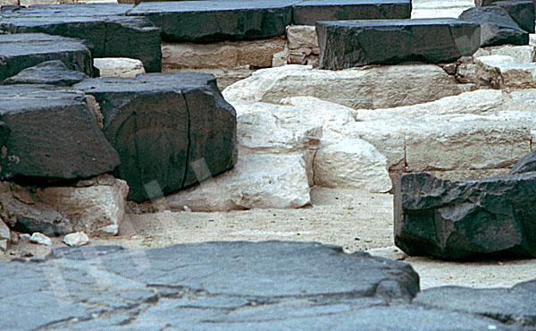 Cheops-Pyramide: Totentempel, Bild-Nr. Grßansicht: 20b/14