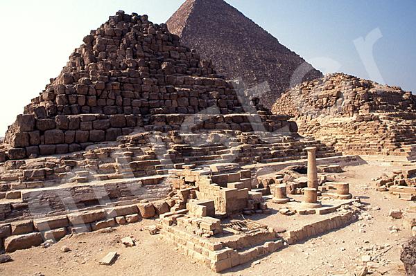 Cheops-Pyramide: Totentempel, Bild-Nr. Grßansicht: 21b/30