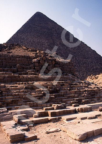 Cheops-Pyramide: Totentempel, Bild-Nr. Grßansicht: 21b/4