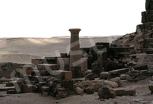 Cheops-Pyramide: Totentempel, Bild-Nr. Grßansicht: 22a/7