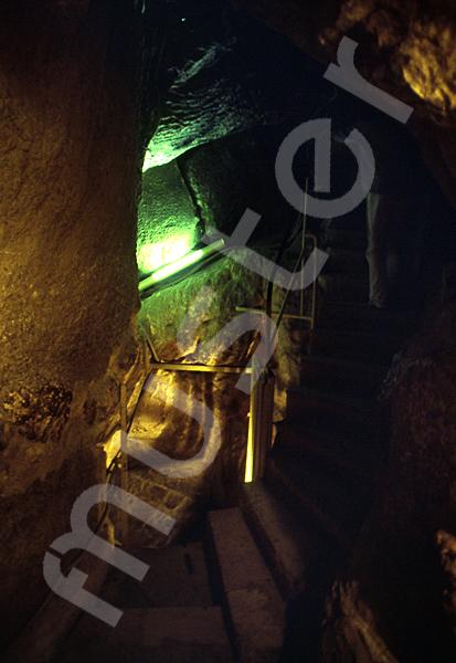 Cheops-Pyramide: Tunnel / Tunnenlsystem, Bild-Nr. Grßansicht: 25b/27
