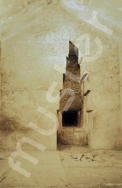 Cheops-Pyramide: Vor- / Königinnenkammer, Bild-Nr. Grßansicht: 25a/40