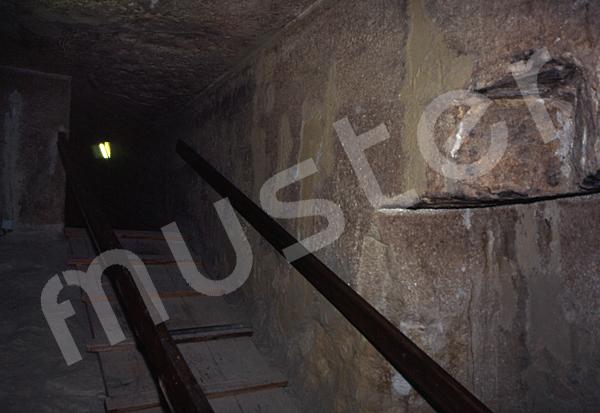 Cheops-Pyramide: Vor- / Königinnenkammer, Bild-Nr. Grßansicht: 26a/22