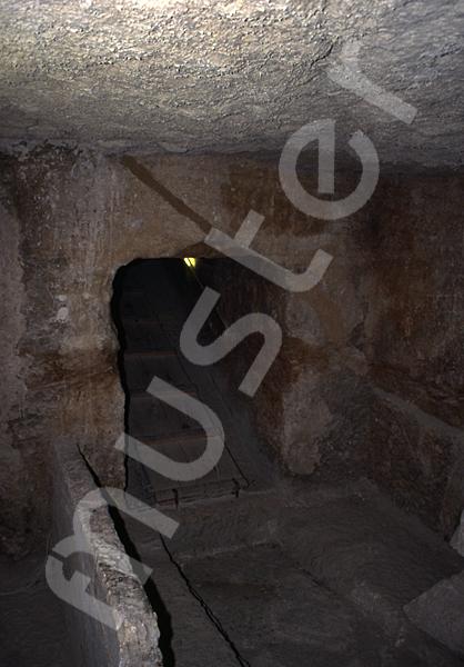 Cheops-Pyramide: Vor- / Königinnenkammer, Bild-Nr. Grßansicht: 26a/46