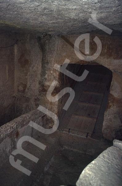 Cheops-Pyramide: Vor- / Königinnenkammer, Bild-Nr. Grßansicht: 26a/47