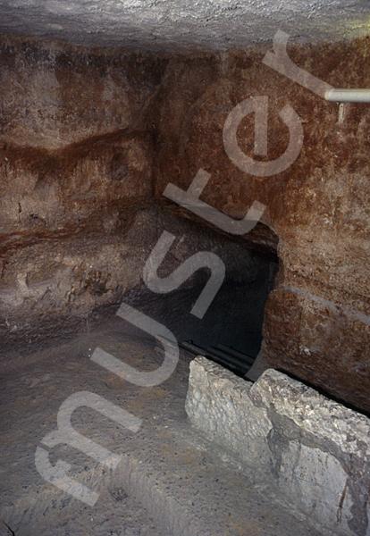 Cheops-Pyramide: Vor- / Königinnenkammer, Bild-Nr. Grßansicht: 26a/48