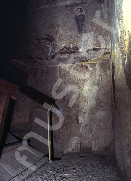 Cheops-Pyramide: Vor- / Königinnenkammer, Bild-Nr. Grßansicht: 26b/21
