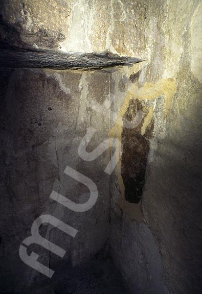 Cheops-Pyramide: Vor- / Königinnenkammer, Bild-Nr. Grßansicht: 26b/22