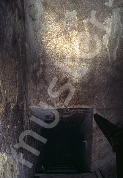 Cheops-Pyramide: Vor- / Königinnenkammer, Bild-Nr. Grßansicht: 26b/23