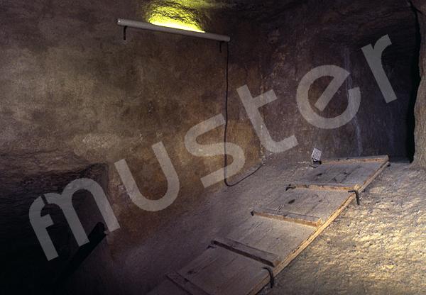 Cheops-Pyramide: Vor- / Königinnenkammer, Bild-Nr. Grßansicht: 26b/40