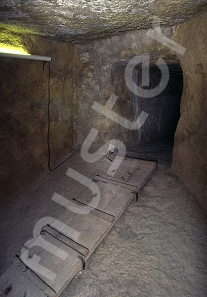 Cheops-Pyramide: Vor- / Königinnenkammer, Bild-Nr. Grßansicht: 26b/42