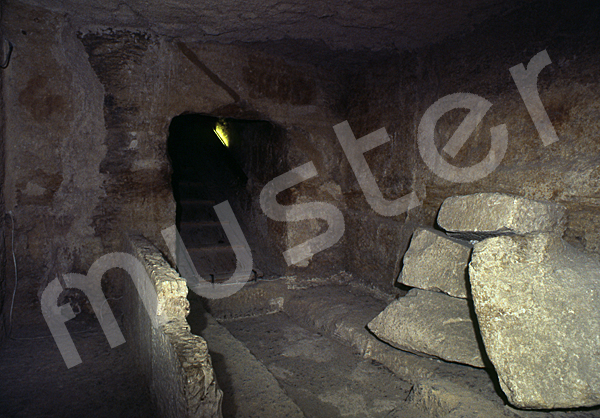 Cheops-Pyramide: Vor- / Königinnenkammer, Bild-Nr. Grßansicht: 27a/12
