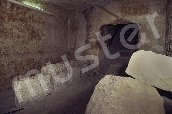Cheops-Pyramide: Vor- / Königinnenkammer, Bild-Nr. Grßansicht: 27a/14