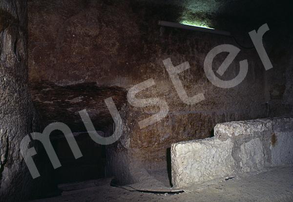 Cheops-Pyramide: Vor- / Königinnenkammer, Bild-Nr. Grßansicht: 27a/16