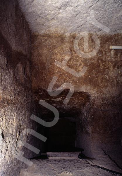 Cheops-Pyramide: Vor- / Königinnenkammer, Bild-Nr. Grßansicht: 27a/17